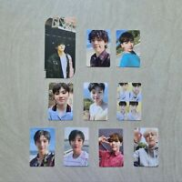Seventeen Heng:garae Official Photocards and Bookmarks
