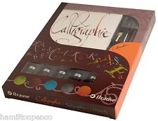 BRAUSE CALLIGRAPHY SET - great for both beginners and experienced calligraphers