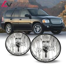 For Gmc Envoy 02-09 Clear Lens Pair Bumper Fog Light Lamp Oe Replacement Dot (Fits: More than one vehicle)