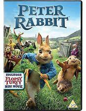 Peter Rabbit DVD Movie 2018 Brand New & Sealed -UK Dispatch.