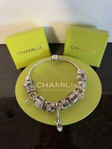 Chamilia Charm Bracelet