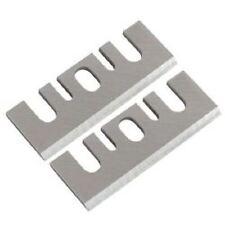 Ferri riaffilabili acciaio 82x28x3.0 mm per pialla a filo Hitachi FP20 P20SA