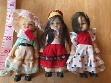 Vintage European Dolls Collectible Toys Stellar