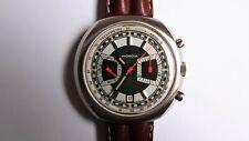 MONDIA Racing Rally oversize large vintage watch chronograph