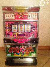 Authentic Japan Token Slot Machine GoGo Juggler skill stop