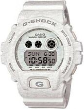Mens Casio G-Shock Heather White Rubber Chronograph Alarm Watch GDX6900HT-7
