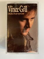 Vince Gill Pocket Full Of Gold (Cassette)