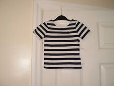 "Blouse""Polo Ralph Lauren""White Navy Size: 4/4T (UK) 110/56 Used"