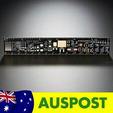"""Adafruit PCB Ruler v2 - 6"""""""