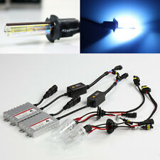 10000K H3 Blue 55W Ballast Xenon HID Conversion Kit Fog Bumper Driving Lights