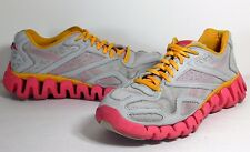 Reebok Zig Tech Athletic Girl's Shoes,Size 4.5