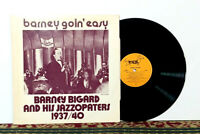 Barney Bigard Jazzopaters ‎– Barney Goin' Easy, Made in Sweden, LP - 1969 - NM