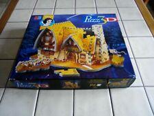 PUZZLE 3D - Puzz 3D - DISNEY PRINCESSES - Blanche Neige -MB- 96 pièces - TBétat