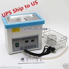 5L Dental Lab Equipment Digital Ultrasonic Handpiece Cleaner Cleaning Machine