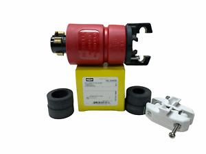Hubbellock Hbl20445b 30A Locking Plug 3P 4W 480Vac Rd