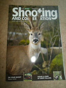 The BASC Magazine Shooting And Conservation March - April 2015