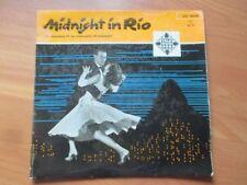 60er Jahre - EP - Fernandez Pray und sein Orchester - Midnight in Rio