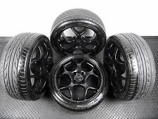 "TSW Vemon 17"" Alloy Wheels And Tyres 4 x 108 7J x 17"" ET00 Ford Peugeot Citoen"