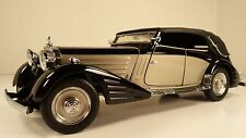Franklin Mint 1939 Maybach Zeppelin, 1:24 GORGEOUS, NEVER DISPLAYED, BRAND NEW!!