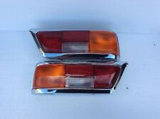 New Late amber Tail light Complete for mercedes 280sl w113