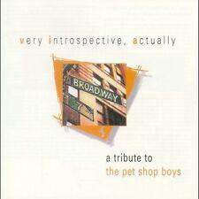 V/A - Very Introspective, Actually: A Tribute to Pet Shop Boys (CD)