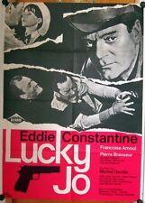 LUCKY JO (österr. EA-Pl. '64) - EDDIE CONSTANTINE