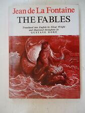 THE FABLES - JEAN DE LA FONTAINE - POETRY / ART - HBDJ
