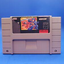 Mega Man 7 - Authentic SNES Super Nintendo Game