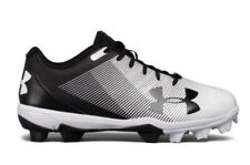 Under Armour Boys Youth Size 4Y Baseball Cleats Ua Leadoff Low Rm Jr New In Box