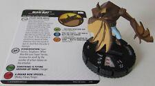 MAN-BAT 057 Batman: The Animated Series DC HeroClix Super Rare