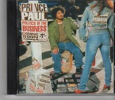 (GA122) Prince Paul, Politics Of The Business - CD