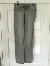 Womens STRETCH HURLEY JEANS US SIZE 0 (AUS SIZE 6)