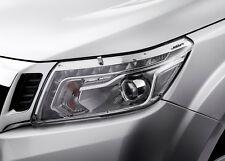 Brand New Genuine Nissan Navara D23 NP300 Headlight Protectors