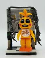 Five Nights at Freddy's RIGHT VENT with CHICA Construction Set Toy FNaF Complete
