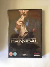 Hannibal season one dvd
