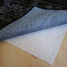 Gleitschutzunterlage Haftvlies 290x390 Teppich auf Teppichböden u. glatte Böden