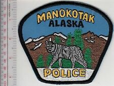 American Indian Tribe Police Department Alaska City of Manokotak PD Central AK