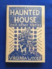 A HAUNTED HOUSE - FIRST AMERICAN EDITION BY VIRGINIA WOOLF