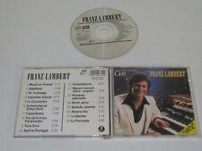 FRANZ LAMBERT/GOLD COLLECTION(EMI CDP 538-1598642) CD ALBUM