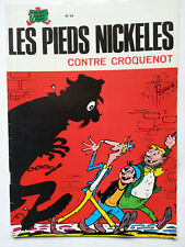 Les pieds nickeles N° 59 : contre croquenot
