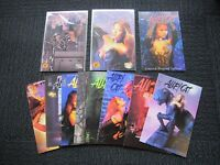 Alley Cat lot - 1999 #1 to #6 w/variants & DF limited photos