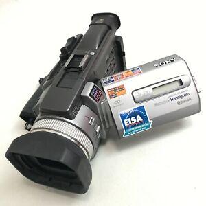 Sony Network Handycam DCR-TV950E Bluetooth 3CCD Megapixel PAL Camcorder 113406