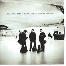 CD de musique en coffret U2