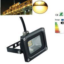 220V 10W LED SMD Floodlight Warm White Garden Spot Light Outdoor Lamp IP65