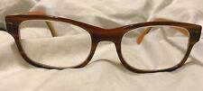 Bevel Spectacles Used Prescription Glasses