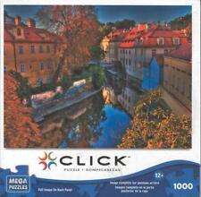 Click Jigsaw Puzzle Autumn in Mala Strana by Mega Puzzles