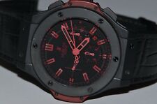 Mens Hublot Big Bang King Red Black Ceramic Automatic Limited Edition