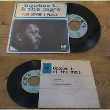BOOKER T. & THE MG'S - Groovin' Rare French PS 7' Soul Funk Stax 67'