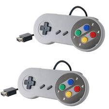 New Classic Mini Retro Super Nintendo SNES NES Wii U Pro Controller Joypads