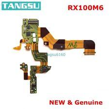NEW RX100 M6 Top Cover Flash Flex Cable For Sony DSC-RX100M6 DSC-RX100 M6 Part